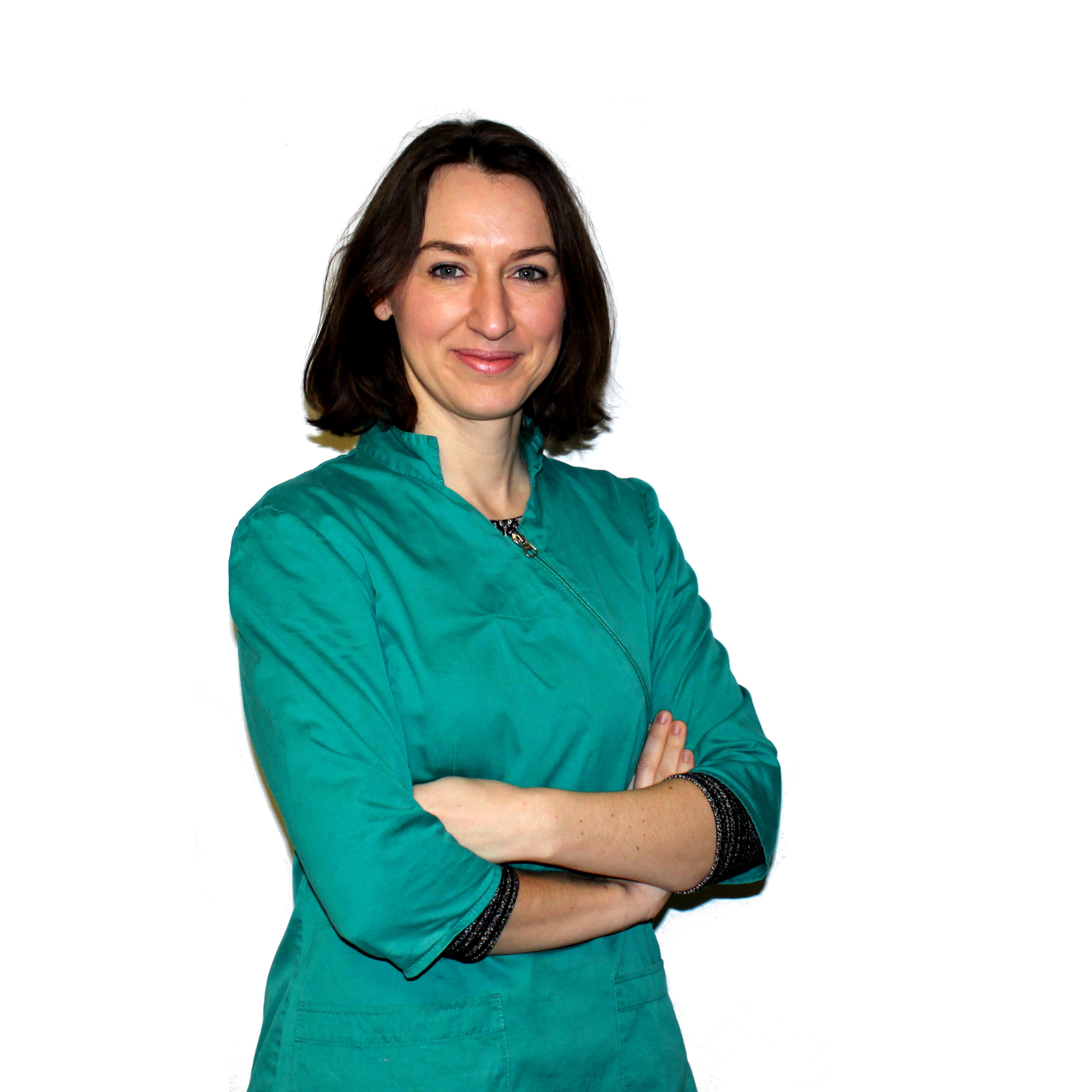 Dierenarts Lydia Muyshondt