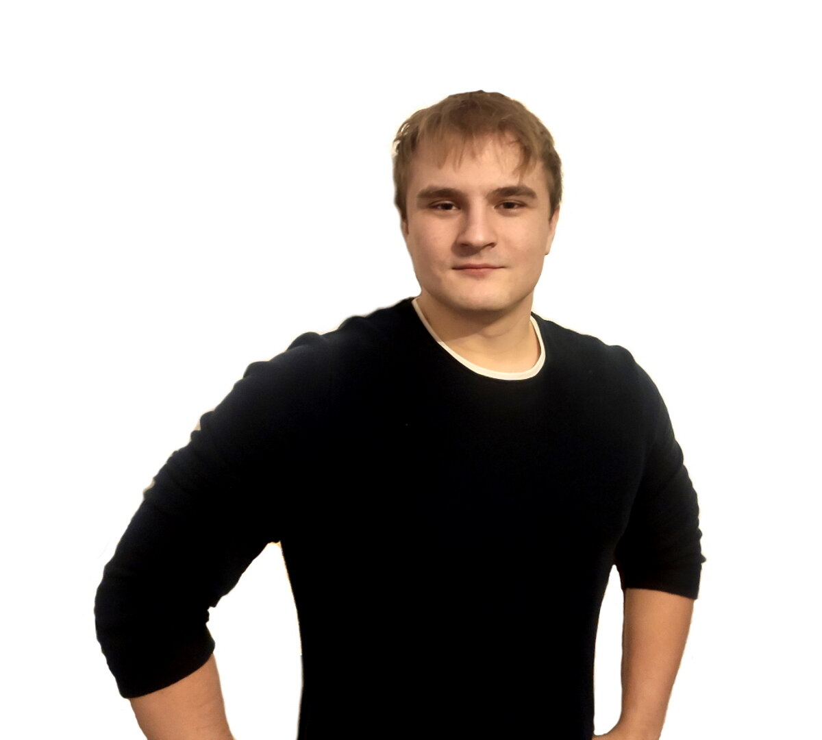 Junior manager Sergej Jurev
