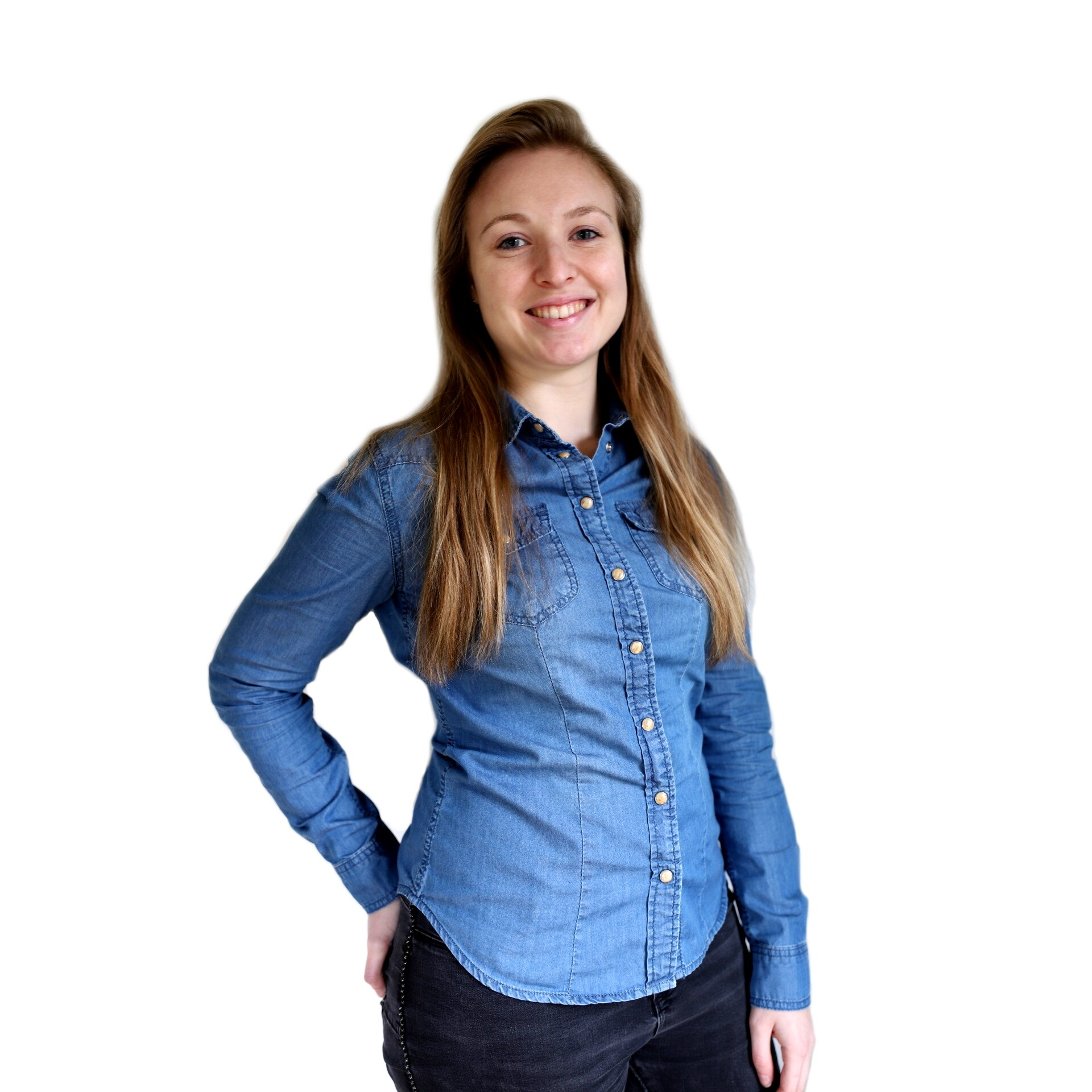 Junior manager Laura Verboven